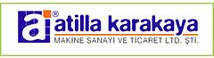 Atilla Karakaya Makina San. ve Tic. Ltd. Şti. Logo